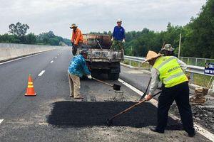 Thanh tra đột xuất cao tốc Đà Nẵng - Quảng Ngãi