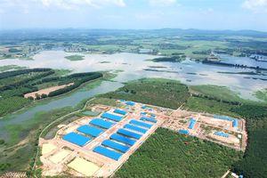 Trại nuôi heo 1,4 ha không phép bên hồ Trị An