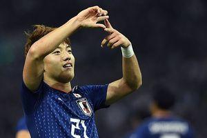 Highlights Nhật Bản 4-3 Uruguay