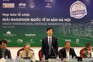 Hà Nội tổ chức giải Marathon Quốc tế sau 25 năm vắng bóng