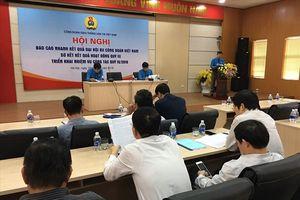 Công đoàn Giao thông Vận tải Việt Nam: Báo cáo nhanh kết quả Đại hội XII CĐVN