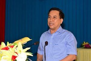 Cách chức Chủ tịch UBND TP.Trà Vinh