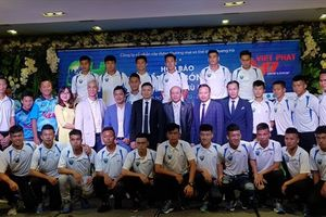Cựu danh thủ Quang Hà mời huấn luyện viên Sơn 'Công chúa' dẫn dắt Hà Nội Phù Đổng