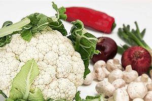 Lý do nên ăn trái cây và rau củ màu trắng, nâu
