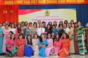 Phụ nữ Liên hiệp Hội Việt Nam: Phát huy cái đẹp