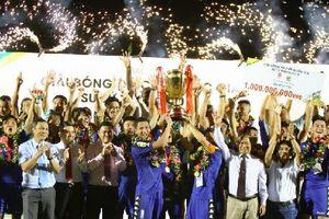 Bóng đá Việt Nam khép lại mùa giải 2018