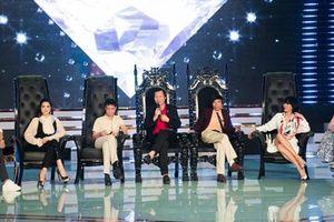 Hoa hậu Giáng My 'quyền lực trên ghế nóng'