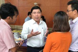 Chủ tịch TP.HCM: Xây dựng Nhà hát Thủ Thiêm là làm theo quy hoạch