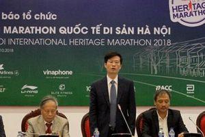 Giải chạy Marathon Quốc tế di sản Hà Nội có tiền thưởng cực 'khủng'