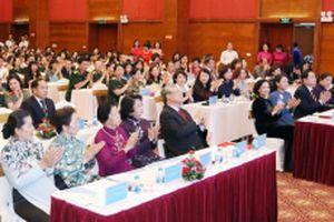 Trao Giải thưởng Phụ nữ Việt Nam năm 2018