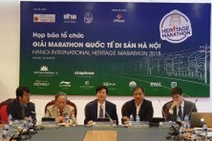 Hơn 2.500 vận động viên tham gia Giải marathon quốc tế di sản Hà Nội