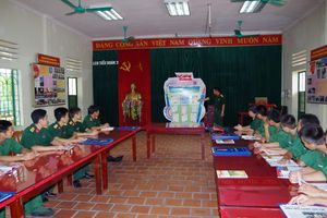 Bài 2: Năng lực cán bộ quyết định chất lượng giáo dục chính trị