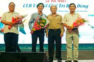 Ra mắt CLB Vũ hội giải trí Biển Đông thành phố Đà Nẵng