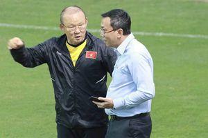 HLV Park Hang-Seo: 'Việt Nam phải đứng đầu bảng tại AFF Cup'
