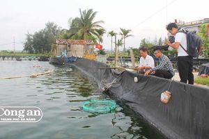 Lão ngư khai phá Cù lao Tú Phong