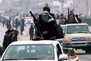 IS ở Syria bắt 700 người tị nạn làm con tin