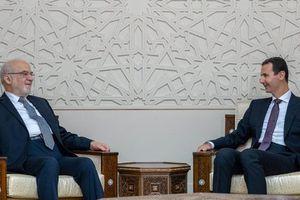 Tổng thống Assad: Syria và Iraq đã chiến thắng khủng bố
