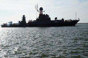 Nga hứa hẹn sẽ có tàu hộ vệ tên lửa