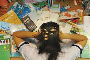 Giải tỏa áp lực tâm lý ở lứa tuổi học đường
