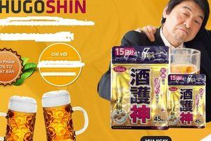 Cẩn trọng với thông tin quảng cáo sản phẩm thực phẩm giải rượu