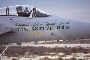 Rơi máy bay Không quân Hoàng gia Saudi Arabia, toàn bộ phi hành đoàn thiệt mạng
