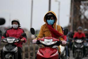 Dự báo thời tiết ngày 17/10: Không khí lạnh tăng cường ở các tỉnh Bắc Bộ