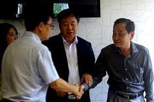 Đoàn Hội Nhà báo Hàn Quốc đến thăm và làm việc tại TP. Hồ Chí Minh