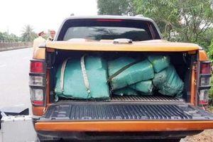 Quảng Bình: Khen thưởng cá nhân, tập thể vụ bắt hơn 300 kg ma túy đá