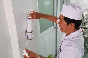 Rửa tay sạch giúp ngăn lây nhiễm bệnh