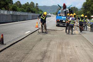Hư hỏng trên cao tốc Đà Nẵng - Quảng Ngãi: Yêu cầu nghiêm túc giải trình trách nhiệm