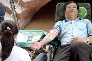'Thủ lĩnh' phong trào hiến máu