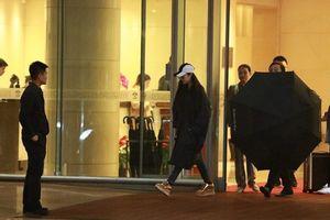 Phạm Băng Băng xuất hiện sau 3 tháng 'mất tích'