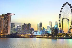 Nhìn toàn cảnh Singapore qua bản đồ 3D