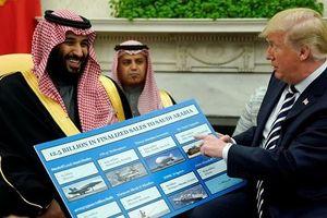 Ả rập Xê út sẽ trả đũa nếu bị Mỹ trừng phạt