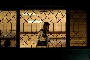 Cảnh sát Thổ Nhĩ Kỳ khám lãnh sự quán Ả Rập Saudi suốt đêm