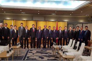 Petrovietnam đạt được nhiều thỏa thuận hợp tác tại Hội nghị Cấp cao Hợp tác Mê Công - Nhật Bản