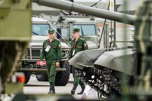 Loạt vũ khí mới được triển khai cho quân đội Nga