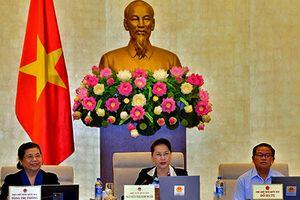 Chủ tịch Quốc hội: Liên quan đất đai Nhà nước là phải đấu giá công khai