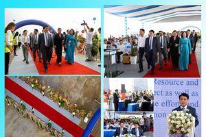 Chủ tịch UBND TP. Hà Nội đặt kỳ vọng rất lớn vào nhà máy nước hiện đại nhất Thủ đô