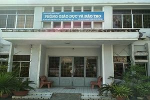Trưởng Phòng GD&ĐT huyện Vĩnh Thuận, Kiên Giang bị kỷ luật Đảng