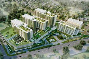 TPHCM đầu tư 6 dự án y tế trọng điểm