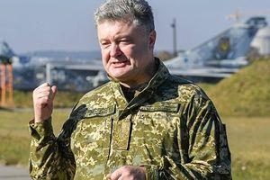 Tổng thống Ukraine Poroshenko đe dọa Nga sẽ phải 'trả giá đắt'