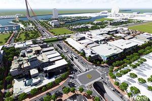 Đà Nẵng: Đề xuất 550 tỉ cải tạo nút giao thông phía Tây cầu Trần Thị Lý