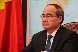 Bí thư Nguyễn Thiện Nhân: 'Không vì nhà hát mà thiếu tiền đền bù cho dân'