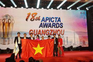 Lần đầu tiên đại diện Việt Nam thắng lớn tại 'giải Oscar của ngành CNTT châu Á'