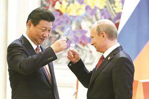 Liên minh Nga-Trung khiến phương Tây phải dè chừng