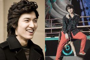Hết tết tóc hầm hố, Sơn Tùng MTP giờ lại 'bắt chước' để tóc lãng tử như Lee Min Ho hồi đóng 'Vườn Sao Băng'