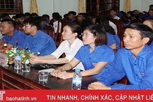 Huyện đoàn Nghi Xuân tổ chức sinh hoạt 'Chủ điểm tháng 10'