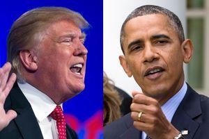 Tổng thống Donald Trump nói ông cứng rắn với Nga hơn ông Barack Obama