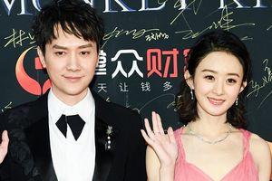 Phùng Thiệu Phong gọi 'bà xã' sau khi thông báo kết hôn vào đúng sinh nhật Triệu Lệ Dĩnh